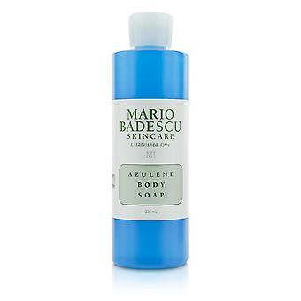 Azulene body soap for all skin types 204572 236ml/8oz