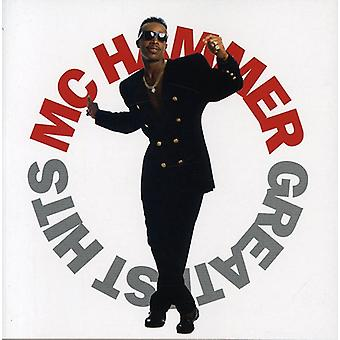 Mc Hammer - Greatest Hits [CD] USA import