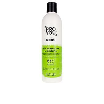 Revlon Proyou The Twister Shampoo 350 Ml für Frauen