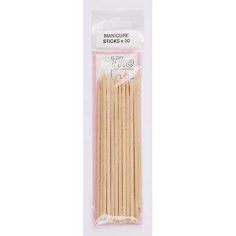 The edge manicure sticks (pack of 20)
