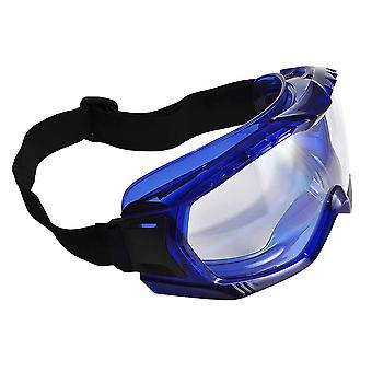 Portwest - Ultra Vista Goggle Unvented Clear Regular