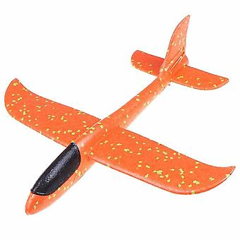 1pc Epp Foam Hand Throw Airplane Outdoor Launch Glider Plane Kids Gift Toy