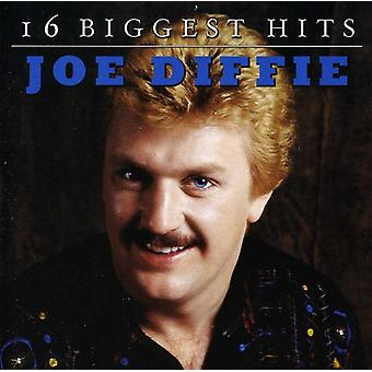 Joe Diffie - 16 Biggest Hits [CD] USA import