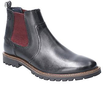 Base Londra Wilkes Waxy Chelsea Boot On Çekin