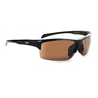 Optic nerve two wheeler - kids polarized half frame cycling sunglasses