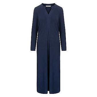 Féraud High Class 3201136-10063 Women's Navy Cotton Nightdress