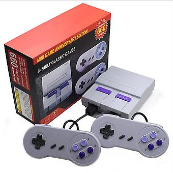 Super Classic, 8 Bit Retro, Mini Video Game And Consoles With Buit-in 660 Games
