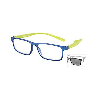 Reading Glasses Unisex Le-0191C Florida Blue Strength +2.00