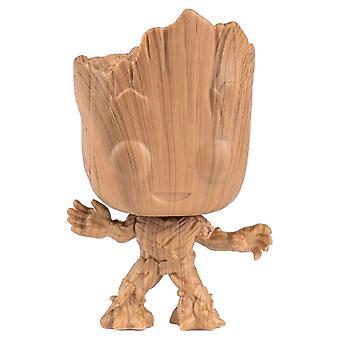 Guardians of the Galaxy Vol. 2 Groot Wood Deco US Ex. Pop