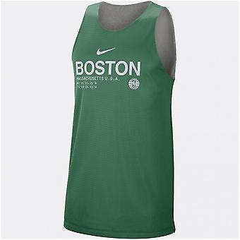 Nike Nba Boston Celtics Reversible Tank Jersey