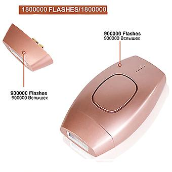 1800000 Flash permanente laser hair removal Epilator - Macchina Elettrica