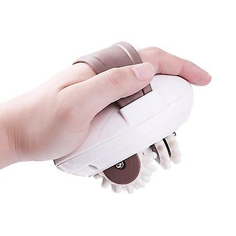 3d Electric Drum, Body Slimming Massager - Roller Anti Cellulite Massage Device