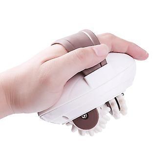 3d Electric Drum, Body slankende Massager - Roller Anti Cellulite Massage Device