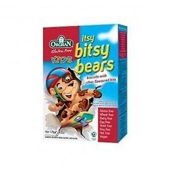 Orgran - Itsy Bitsy Bears 175g