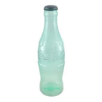 Jumbo Coca-Cola Coke Kontur Flasche Münze Bank 22,5 In.