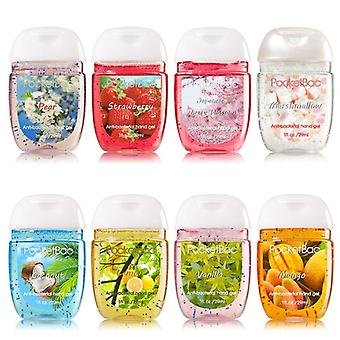 29ml Portable Disposable Mini Hand Sanitizer Outdoor Cleansing Fluid