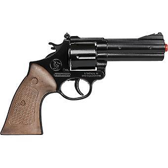 CAP GUN - 127/6 - Gonher Police Revolver 12 Shots