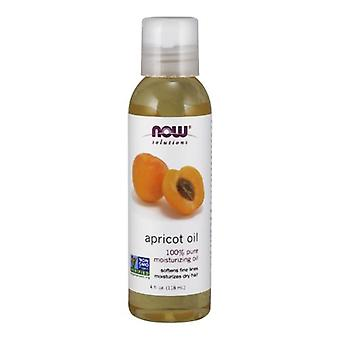 Now Foods Apricot Kernel Oil, 4 OZ