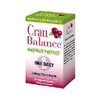 Natural Balance (Formerly known as Trimedica)  Cran Balance One Daily, 30 vcaps