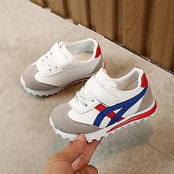 Niños Zapatos Deportivos Flats Zapatillas De Moda Casual Bebé Zapato Suave