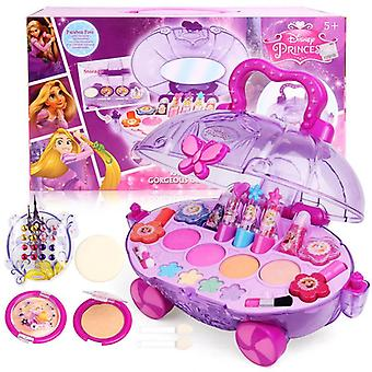 Elsa und Anna Make-up Auto Set-pretend Play