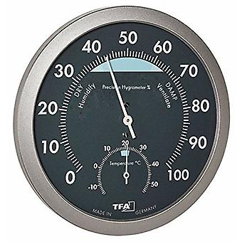Blooming Weather Analogue Thermo-Hygrometer with Comfort Zones 45.2043.51.GB