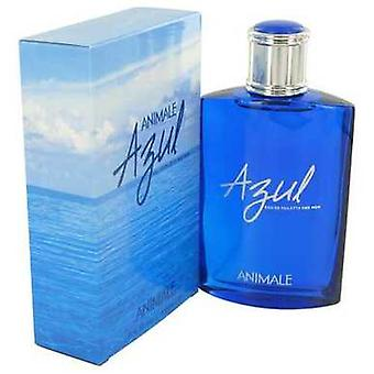 Animale Azul By Animale Eau De Toilette Spray 3.4 Oz (men) V728-439746