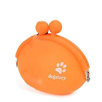 Pet Dog Walking Food Treat Snacks Bag - Outdoor Silicone Dog Training Food