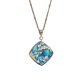 Mini-Diamant-Halskette