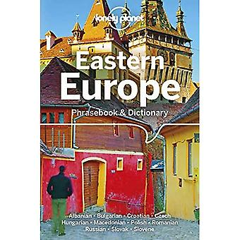 Lonely Planet Oost-Europa Phrasebook & Dictionary