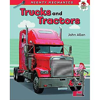 Trucks and Tractors - Mighty Mechanics