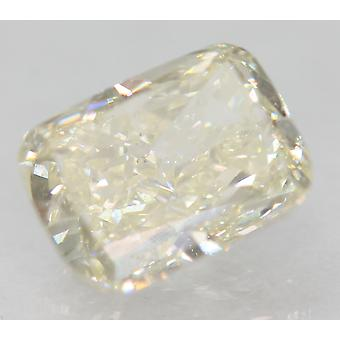Sertifioitu 1,21 karat H Väri VS1 Tyyny Natural Loose Diamond 7.05x5.27mm