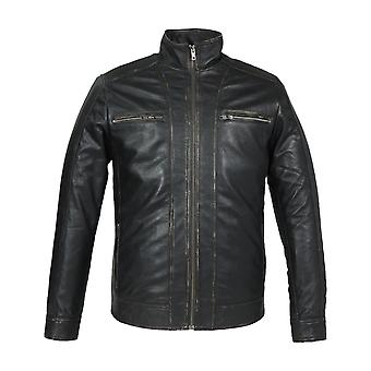 Crossroads men's sheep leather jacket