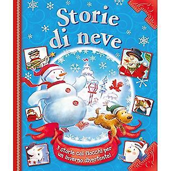 Natale per i bimbi: Storie� di neve
