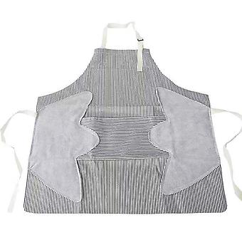 Hand-wiping Waterproof Dust-proof Oil-proof Apron