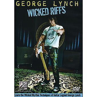 George Lynch - Wicked Riffs [DVD] USA import