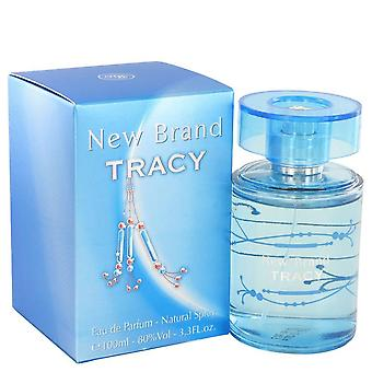 New Brand Tracy Eau De Parfum Spray By New Brand 3.4 oz Eau De Parfum Spray