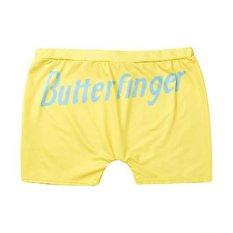 Letter Printed Slim Fit  Summer Shorts