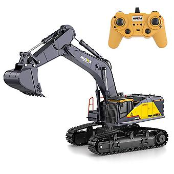 Rc Alloy Excavator Simulation Remote Control Vehicle Toy