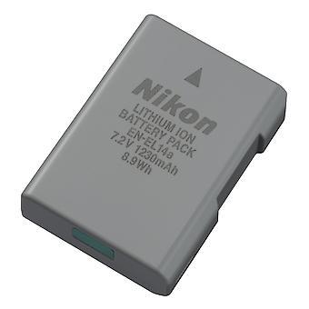 Nikon en-el14a litiu-ion baterie reîncărcabilă pentru aparat de fotografiat