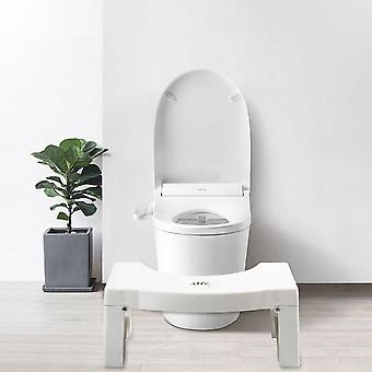 Foldable, Portable  - Non-slip Auxiliary Foot Toilet Stool
