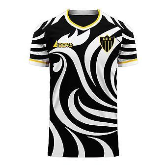 أتلتيكو مينيرو 2020-2021 الصفحة الرئيسية مفهوم كرة القدم كيت (الليبيرو)
