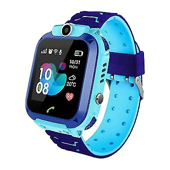 Touch Screen Lbs Positioning Smart Talking Watch