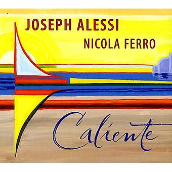Joseph Alessi - Caliente [CD] USA import