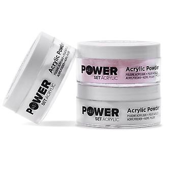 ASP Power Set Acryl Pulver - klar