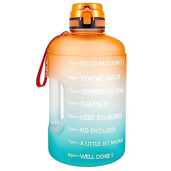 Gallon Water Bottle With Filter Net Fruit Free My Drink Jug Gourd Gym Hiking
