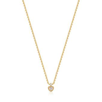 Ania Haie Shiny Gold Midnight Necklace N026-03G