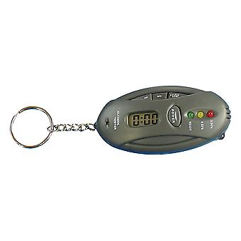 Bike It Alcohol Breath Tester Keyfob