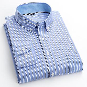 Multi Style Button Decoration Long Sleeve Shirt