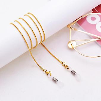 Face Mask Necklace Strap Non-slip Eyeglass Rope Eyewear Jewelry